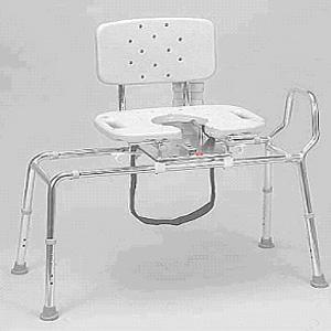 banc de transfert coulissant pivotant de eagle healthcare locamedic. Black Bedroom Furniture Sets. Home Design Ideas