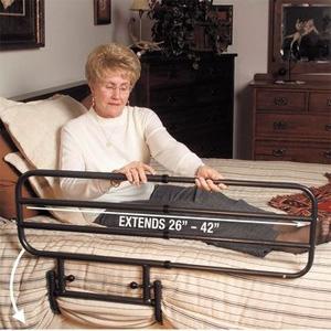 barre d assistance au lit ez adjust de stander locamedic. Black Bedroom Furniture Sets. Home Design Ideas