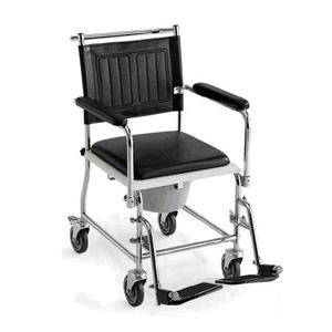 chaise d aisance sur roues de invacare locamedic