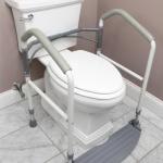 appui securitaire pour toilette 1