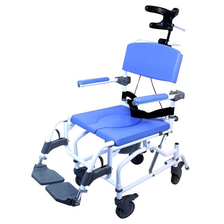 Chaise de douche inclinable et commode 20 pouces locamedic - Chaise de douche inclinable ...