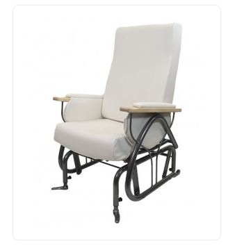 Thera Glide Auto Lock And Rocking Chair Locamedic