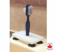 brosse de luxe pour dentier