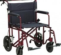 fauteuil de transport bariatric