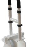 barre appui pour le bain parallèle ajustable